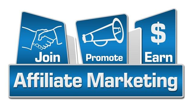 Affiliate Marketing Blue Rounded Squares