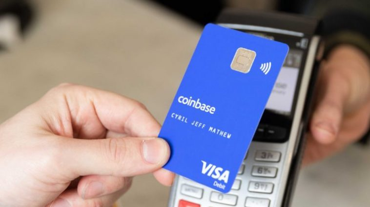 Coinbase Cryptocurrency Debit Card Will Soon Be Available to U.S. Residents